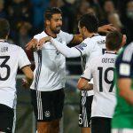 Đức 2-0 Bắc Ireland: Xây chắc ngôi đầu