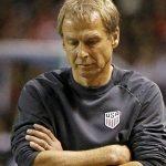 Mỹ sa thải Jurgen Klinsmann sau hai thất bại liên tiếp
