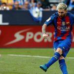 Messi phá thêm một kỷ lục ghi bàn tại La Liga