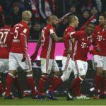 Bayern đè bẹp RB Leipzig, kết thúc năm 2016 với ngôi đầu