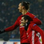 Mkhitaryan lần đầu lập công, Man Utd đi tiếp ở Europa League