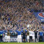 CĐV Iceland sát cánh cùng đội tuyển đến phút cuối ở Euro 2016