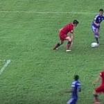 Quảng Nam đề nghị treo cờ trọng tài 'cướp' bàn thắng vào lưới Hải Phòng