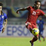'Messi của Indonesia' nghỉ trận chung kết lượt về AFF Cup