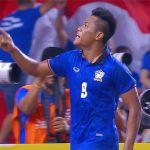 Cầu thủ lập cú đúp cho Thái Lan: 'Cả đội tuyển là người hùng'
