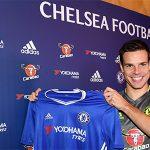 Chelsea ký hợp đồng dài hạn mới với Cesar Azpilicueta