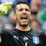 Buffon hả hê sau khi tuyển Italy vào tứ kết Euro 2016