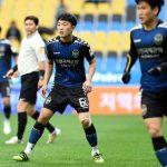 Xuân Trường lần thứ hai liên tiếp đá chính, Incheon thắng nghẹt thở