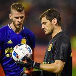 Casillas: 'De Gea có thể chiếm suất bắt chính ở Euro 2016'