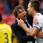 Chelsea thắng ngược nhờ 'canh bạc' của Conte