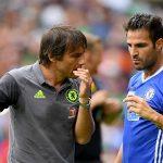 Fabregas bác tin đồn rời Chelsea