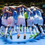 Argentina và Nga tranh chức vô địch World Cup Futsal