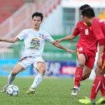 Văn Toàn lập công, U21 HAGL đánh bại U21 Việt Nam