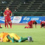 U16 Việt Nam để vuột chức vô địch Đông Nam Á vào phút bù giờ
