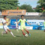 HAGL rời giải U13 quốc gia mà không ghi nổi một bàn
