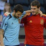Casillas và Fabregas bị tân HLV Tây Ban Nha gạt khỏi đội tuyển