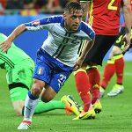 Sao tiền vệ Italy gia nhập Napoli sau khi tỏa sáng ở Euro 2016