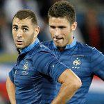 Pháp loại Giroud, Benzema, chấm dứt tranh cãi về tương lai của Laporte
