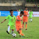 HAGL hòa Đà Nẵng ngày khai mạc giải U13 toàn quốc