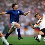 Đức chưa từng thắng Italy ở một giải đấu lớn