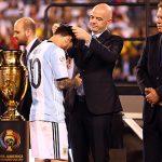 Crespo: 'Vắng Messi, Argentina vẫn đủ sức đoạt các danh hiệu lớn'