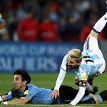 Messi rời tuyển Argentina vì chấn thương
