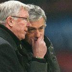 Mourinho mời Ferguson trở lại sân tập Man Utd