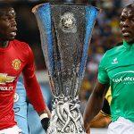 Mẹ của anh em Pogba khó xử vì hai con đối đầu tại Europa League