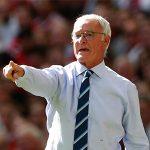 Ranieri: 'Mục tiêu của Leicester là 40 điểm và trụ hạng'