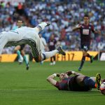 Real Madrid hưởng phạt đền ít hơn hai đối thủ chính đầu mùa này