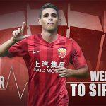 Oscar sang Trung Quốc và câu chuyện bóng đá vị nhân sinh