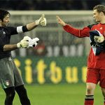Buffon: 'So sánh với tôi là một sự xúc phạm dành cho Neuer'