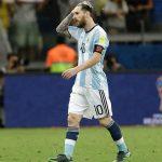 Messi mệt mỏi sau chuyến bay cùng đội tuyển Argentina