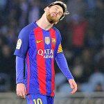 Messi tịt ngòi năm trận Kinh điển gần nhất