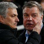 Mourinho ủng hộ Sam Allardyce làm HLV tuyển Anh