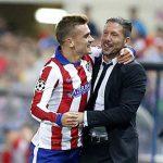 Griezmann vừa đá Euro, vừa sợ Simeone rời Atletico
