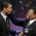 Pele: 'Ronaldo là cầu thủ số một thế giới hiện nay'