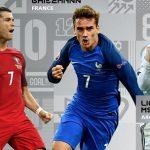 Ronaldo, Messi, Griezmann tranh giải Cầu thủ hay nhất của FIFA