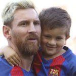 Con trai Messi, Pique, Suarez tụ hội ở lò đào tạo trẻ Barca