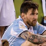 Tân HLV Argentina sẽ sang Barcelona thuyết phục Messi trở lại