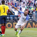 Mỹ vào bán kết Copa America sau 21 năm