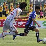 Công Phượng lần thứ hai được ra sân ở J-League 2