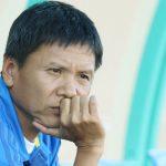 HLV của Khánh Hòa tha lỗi cho trọng tài Phùng Đình Dũng