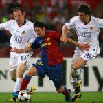 Rooney: 'Ronaldo là đồng đội tuyệt vời, nhưng Messi hay nhất mọi thời đại'