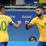Bóng đá nam Brazil thoát hiểm ở Olympic 2016