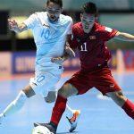 Việt Nam chạm trán Nga tại vòng 1/8 World Cup Futsal