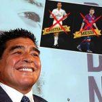 Maradona tiếc khi Manuel Neuer hụt Quả bóng Vàng 2014