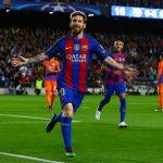 Messi lập hat-trick, Barca đại thắng Man City
