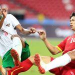Cầu thủ Indonesia: 'Phải ghi thật nhiều bàn vào lưới Việt Nam'