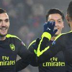 Tân binh lập hat-trick, Arsenal đứng đầu bảng Champions League